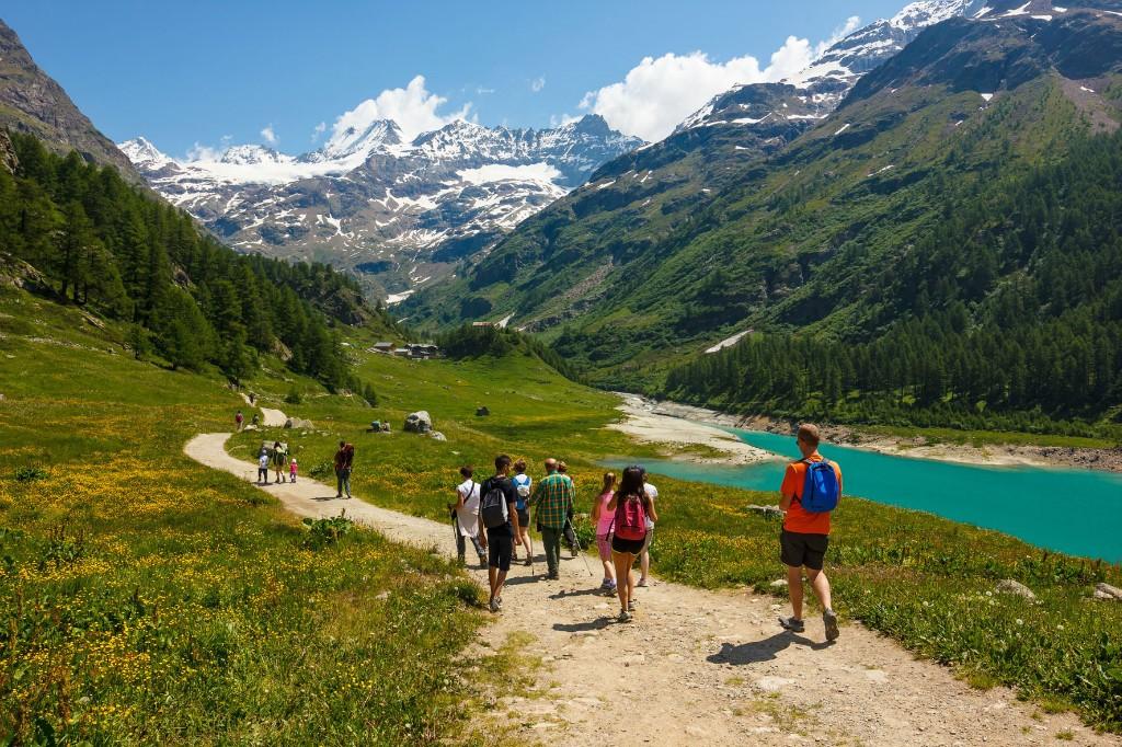 Quelles activités pour vos vacances d'été à la montagne ?